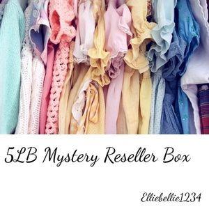 5LB Reseller Box Mystery Box bundle